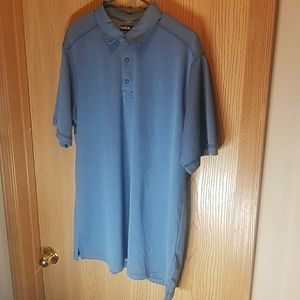 NWT Bolle Blue Polo